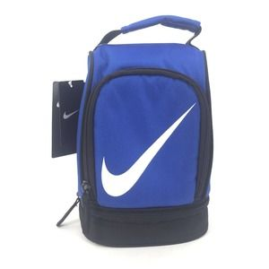 Nike Insulated Tote Lunch Bag Blue